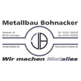 Metallbau Bohnacker